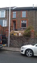 Thumbnail 3 bed terraced house for sale in Tyntyla Road, Tonypandy