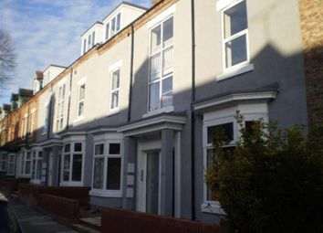 Thumbnail 2 bed flat to rent in Greenbank Road, Darlington
