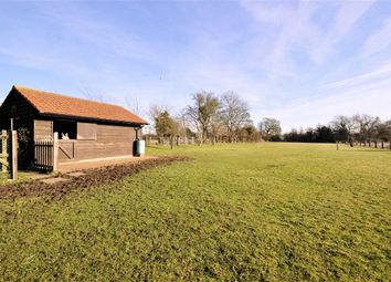 Thumbnail 3 bed detached bungalow for sale in Coppice Drive, Wraysbury, Berkshire