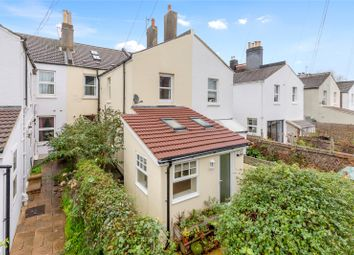 Connaught Road, Hove, Sussex BN3. 1 bed terraced house for sale