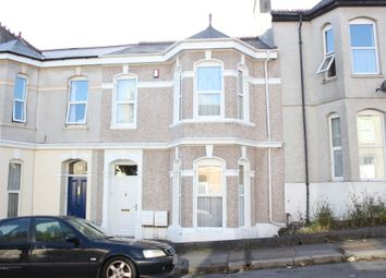 Thumbnail 3 bed flat for sale in May Terrace, Plymouth