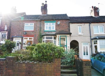 Thumbnail 1 bed terraced house for sale in Church Street, Stoke-On-Trent