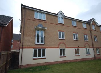 Thumbnail 2 bed flat to rent in Ethelreda Drive, Thetford, Norfolk