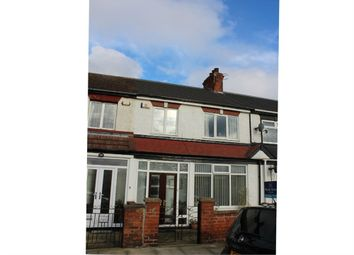 Thumbnail 3 bedroom terraced house for sale in Newhaven Terrace, Grimsby, Lincolnshire