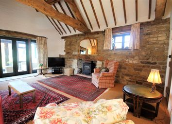 Thumbnail 4 bed barn conversion for sale in Genn Lane, Worsbrough, Barnsley