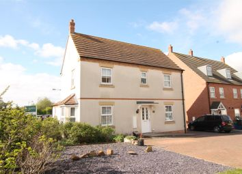 Thumbnail 3 bed detached house for sale in Althorpe Close, Daventry