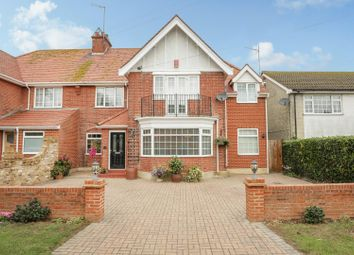 Fitzroy Avenue, Broadstairs CT10. 4 bed semi-detached house for sale