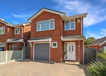 Thumbnail 4 bed detached house for sale in Charmouth Grove, Lower Parkstone, Poole, Dorset
