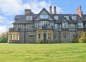 2 bed flat for sale in Castle Malwood Lodge, Minstead, Lyndhurst SO43
