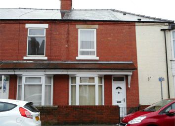 Thumbnail 2 bed terraced house to rent in Central Avenue, Worksop, Nottinghamshire