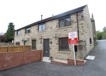 Thumbnail 2 bed semi-detached house for sale in Baileycroft Mews, Cemetery Lane, Wirksworth