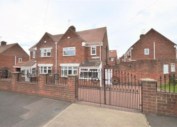 Thumbnail 2 bed semi-detached house for sale in Stewart Avenue, Ryhope, Sunderland
