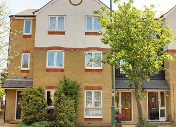 Thumbnail 4 bed terraced house for sale in Metford Crescent, Enfield