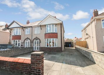 Thumbnail 4 bed semi-detached house for sale in Rhyl Coast Road, Rhyl