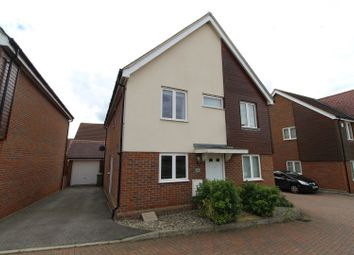 Thumbnail 4 bedroom detached house for sale in Watercress Way, Broughton