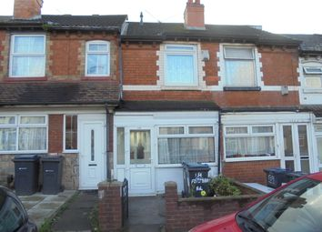 Thumbnail 2 bed terraced house for sale in Formans Road, Sparkhill