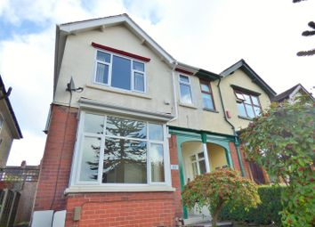 Thumbnail 4 bedroom semi-detached house to rent in Princes Road, Hartshill, Stoke-On-Trent