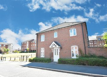 Thumbnail 3 bed semi-detached house for sale in Wharf Lane, Solihull