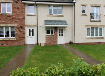 Thumbnail 3 bed terraced house for sale in 12, Sir James Black Court, Uddingston, Glasgow, South Lanarkshire
