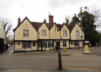 Thumbnail Pub/bar for sale in High Street, Hertfordshire: Stanstead Abbotts