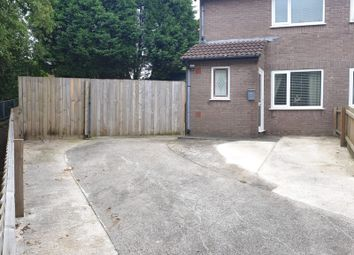 2 bed semi-detached house for sale in St Nicholas Close, Waunarlwydd Swansea SA5