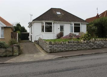 Thumbnail 3 bed detached bungalow for sale in Goetre Fach Road, Killay, Swansea