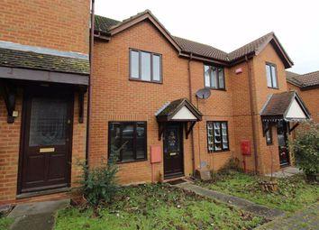 Thumbnail 2 bed terraced house to rent in Wistmans, North Furzton, Milton Keynes