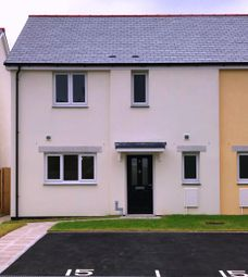 Thumbnail 3 bed semi-detached house for sale in Pras An Ferla, Camelford