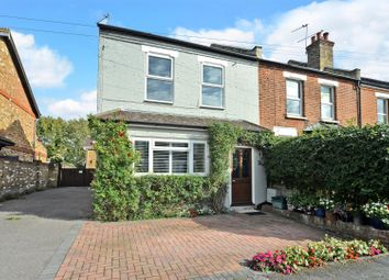Thumbnail 3 bed end terrace house for sale in Bond Road, Tolworth, Surbiton