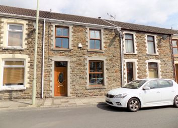 Thumbnail 4 bed terraced house for sale in Bailey Street, Ton Pentre, Pentre, Rhondda, Cynon, Taff.