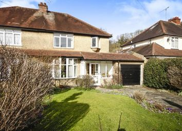 Thumbnail 3 bed semi-detached house for sale in Crescent Road, Caterham, Surrey, .
