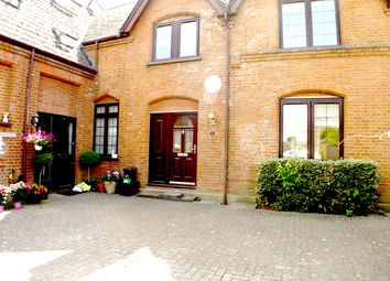 Thumbnail 3 bed semi-detached house to rent in Riverside Mews, Broxbourne