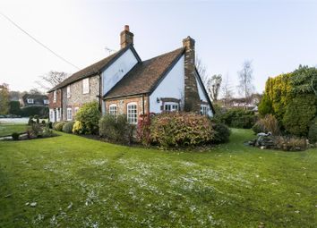 Thumbnail 4 bed detached house for sale in School Lane, West Kingsdown, Sevenoaks