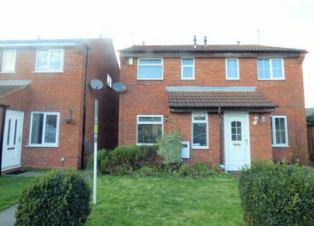Thumbnail 2 bed property to rent in Eton Close, Burton-On-Trent