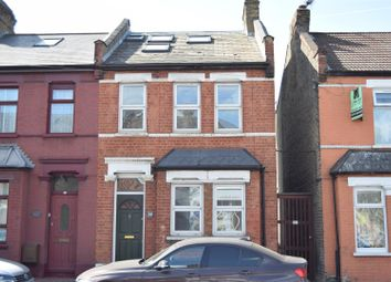 Thumbnail 3 bedroom end terrace house for sale in Haydons Road, London