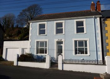 Thumbnail 3 bed semi-detached house for sale in Thorncliff, Glanymor Road, Goodwick, Pembrokeshire
