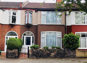 Thumbnail 3 bed terraced house for sale in Clevedon Road, London