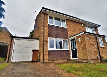 Thumbnail 2 bed semi-detached house to rent in Abinger Drive, Chatham, Kent