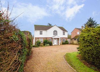 Thumbnail 4 bedroom detached house to rent in Chapel Lane, Letty Green, Hertford