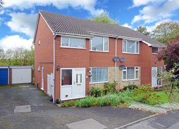 Thumbnail 1 bed flat for sale in Banbury Close, Shrewsbury