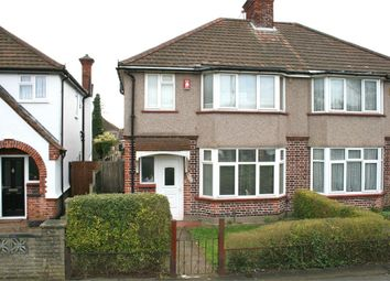 Thumbnail 3 bed semi-detached house for sale in Yeading Lane, Yeading, Hayes