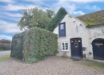 Thumbnail 2 bed semi-detached house to rent in Snailwell Road, Chippenham, Ely