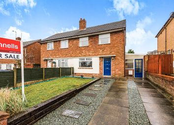 Thumbnail 2 bed semi-detached house for sale in Windsor Road, West Bromwich