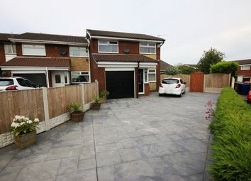 Thumbnail 3 bed terraced house for sale in Silverdale Road, Orrell, Wigan