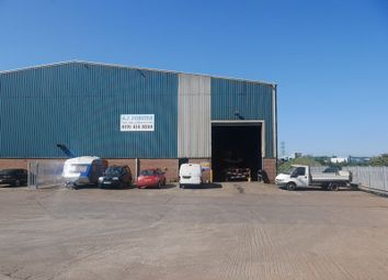 Thumbnail Industrial for sale in Unit 4 Riverside Court, Factory Road, Blaydon