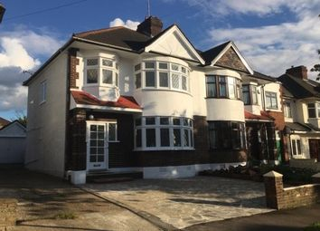 Thumbnail 3 bed property to rent in Rivington Avenue, Woodford Green
