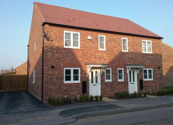 Thumbnail 3 bed semi-detached house for sale in Blockley Road, Hadley, Telford