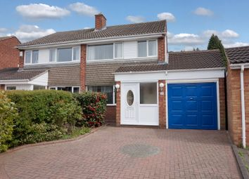 Thumbnail 3 bed semi-detached house for sale in Caradoc, Tamworth