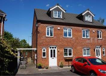4 bed end terrace house for sale in Livingstone Drive, Lichfield WS14