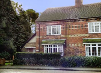 Thumbnail 2 bed semi-detached house for sale in Uttoxeter Road, Draycott, Stoke-On-Trent